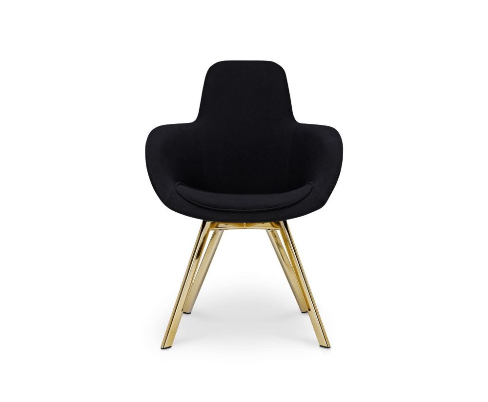TD Black Oak, Remix 2 113,Tom Dixon,Armchairs,chair,furniture