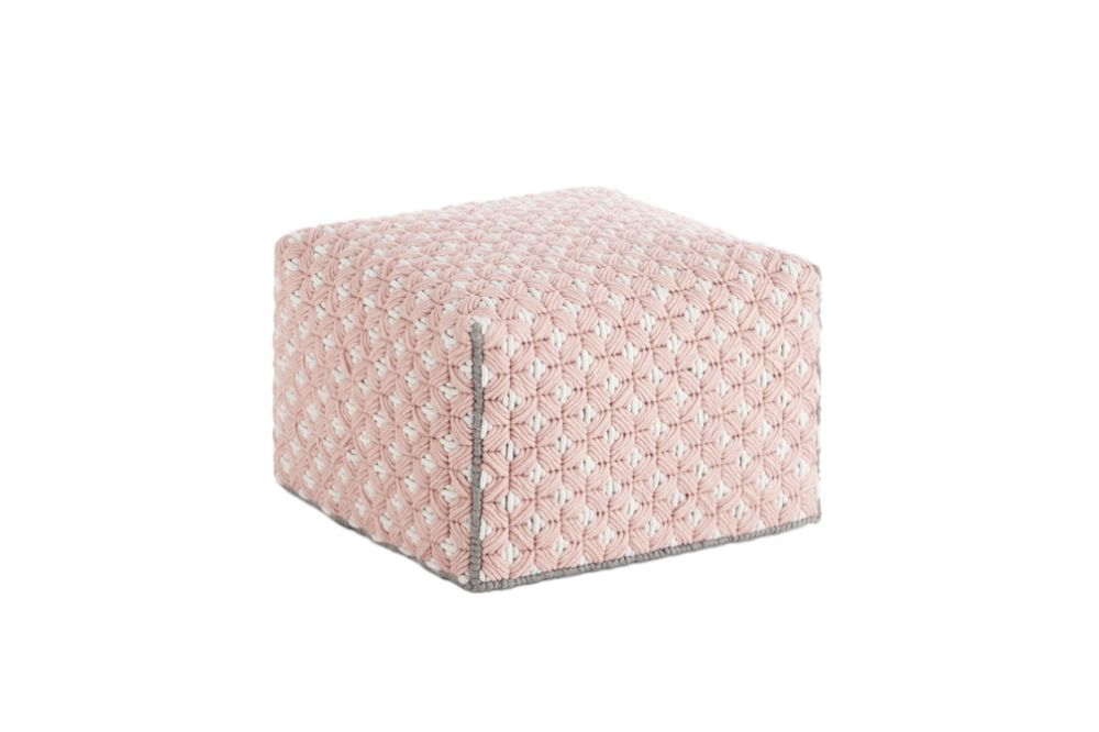 Rose,GAN,Footstools,furniture,pink
