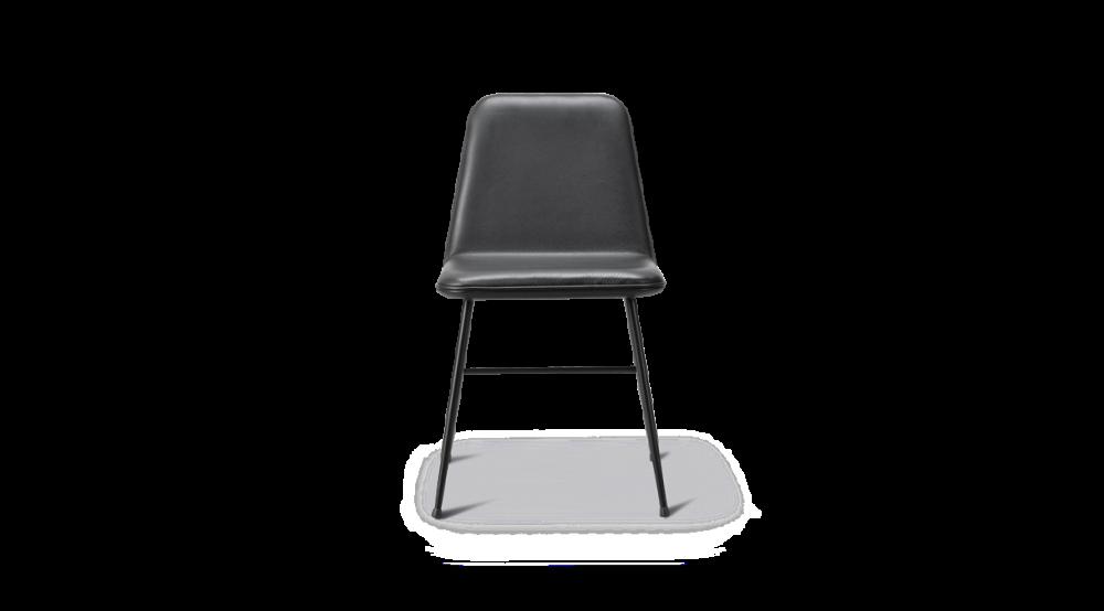 98 Linara Truffle, Dark Bonze,Fredericia,Dining Chairs,chair,furniture