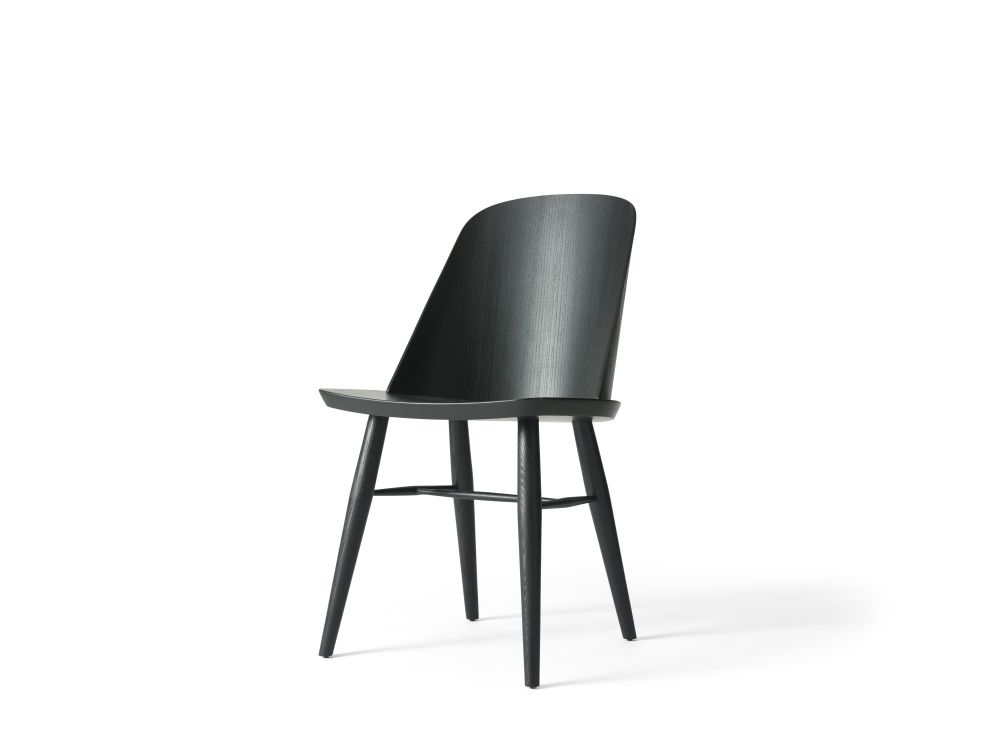 Black Ash,MENU,Dining Chairs,chair,furniture