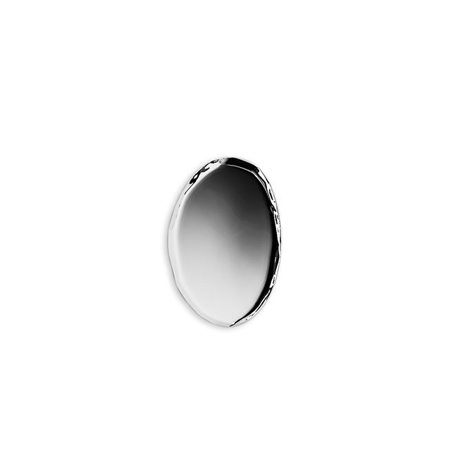 Zieta,Mirrors,fashion accessory,metal,oval,silver