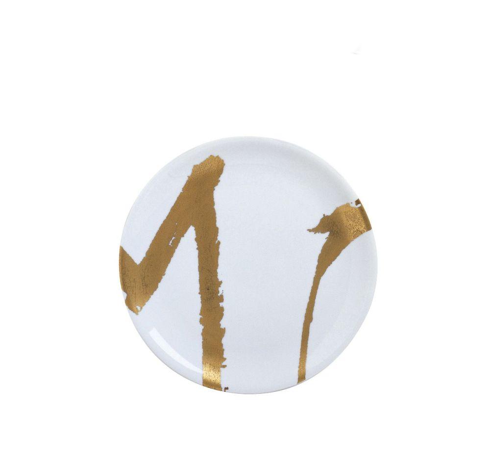 Porcelain,Driade,Bowls & Plates,circle