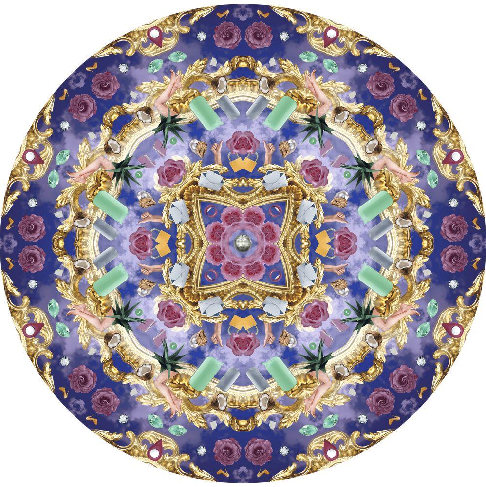Strong, Polyamide, Ø350 cm,Moooi Carpets,Rugs,circle