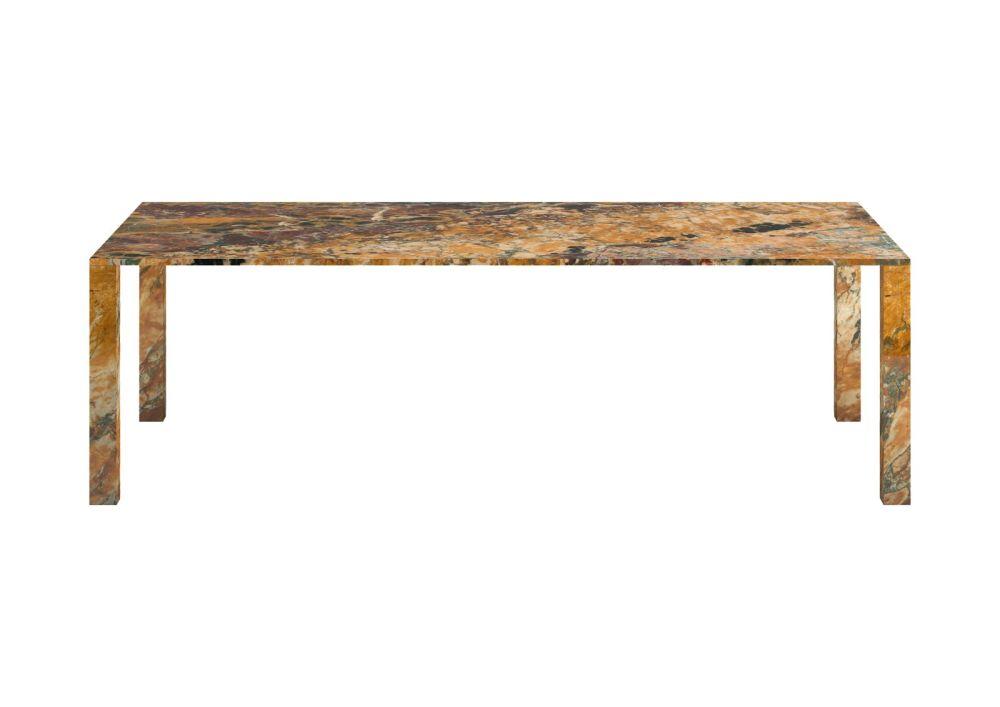 Marble Brèche de Vendôme,Cappellini,Tables & Desks,coffee table,desk,furniture,outdoor furniture,outdoor table,rectangle,sofa tables,table