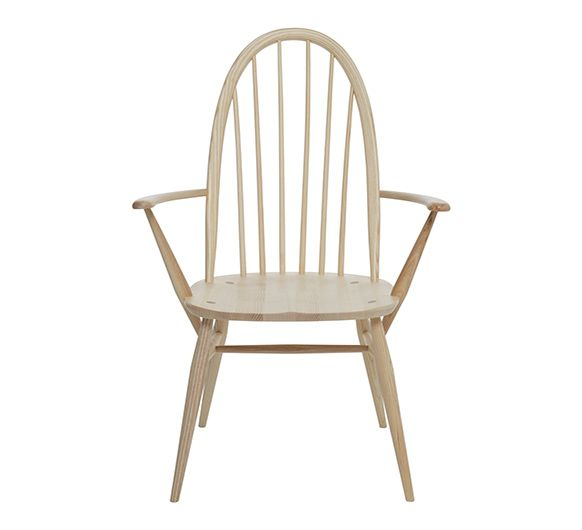 Natural - DM,Ercol,Armchairs,chair,furniture,outdoor furniture,windsor chair
