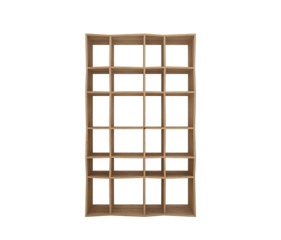 Oak, 125 cm,Ethnicraft,Bookcases & Shelves,brown,furniture,shelf,shelving