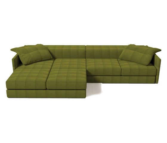 18 x 18 Sofa by B&T Design by B&T Design