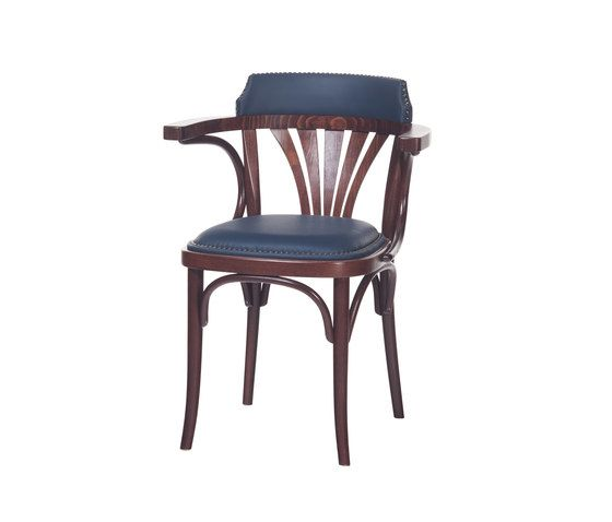 25 Chair upholstered by TON by TON