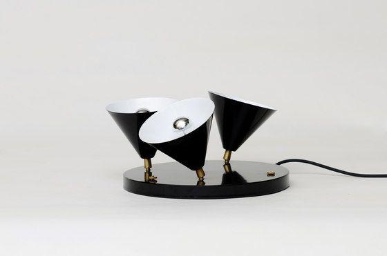 3 Cones Floor Light by Atelier Areti by Atelier Areti