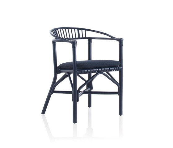 70s reedited Altet Dining armchair by Expormim by Expormim