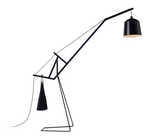 A Floor Lamp by Covo by Covo
