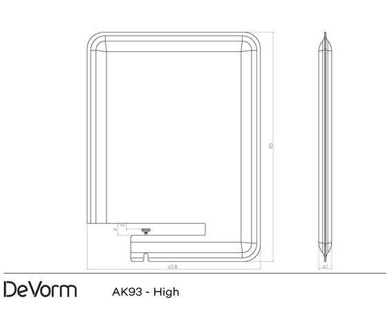 AK 93 High by De Vorm by De Vorm