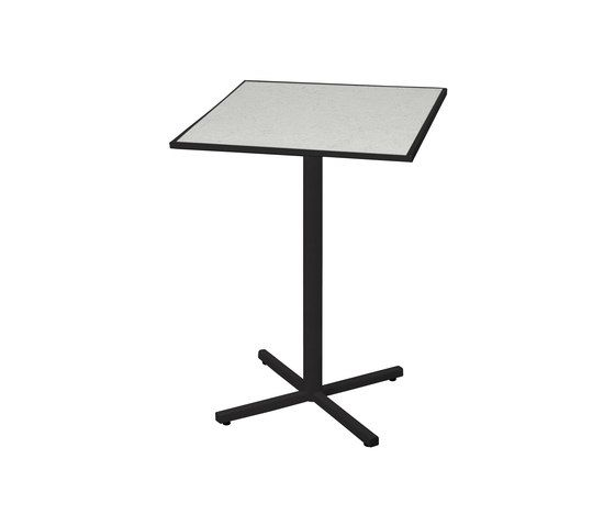 Allux bar table 65x65 cm (Base P) by Mamagreen by Mamagreen
