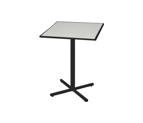 Allux counter table 65x65 cm (Base P) by Mamagreen by Mamagreen