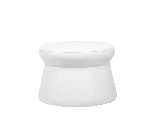 Allux round stool medium by Mamagreen by Mamagreen