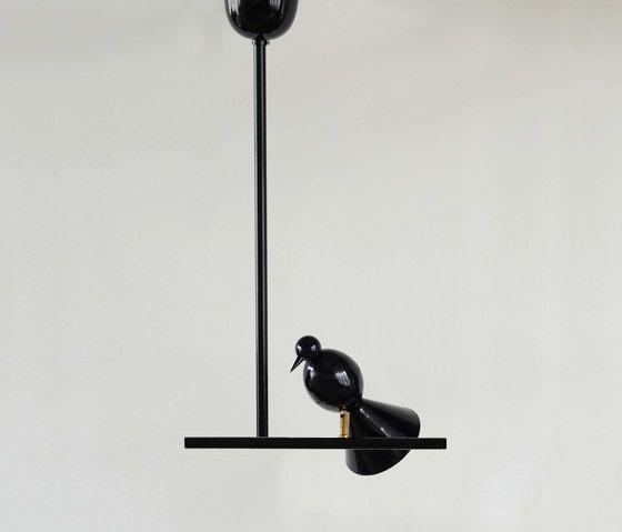 Alouette Ceiling lamp | bird T by Atelier Areti by Atelier Areti