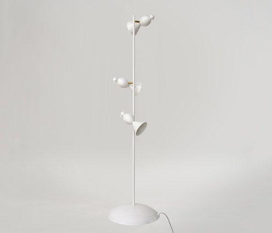Alouette Floor lamp by Atelier Areti by Atelier Areti