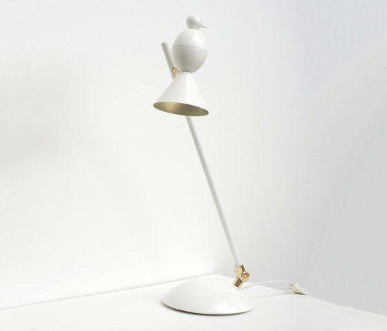 Alouette Slanted desk lamp by Atelier Areti by Atelier Areti