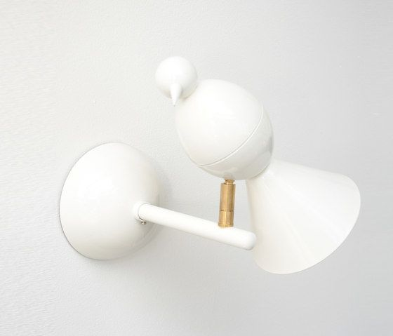 Alouette Wall lamp by Atelier Areti by Atelier Areti