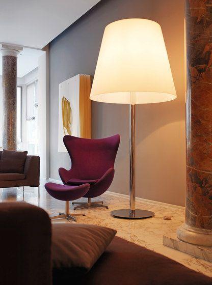 Amax Floor lamp by FontanaArte by FontanaArte