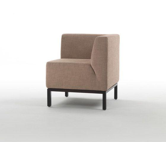 Ascot Comp Armchair by Giulio Marelli by Giulio Marelli