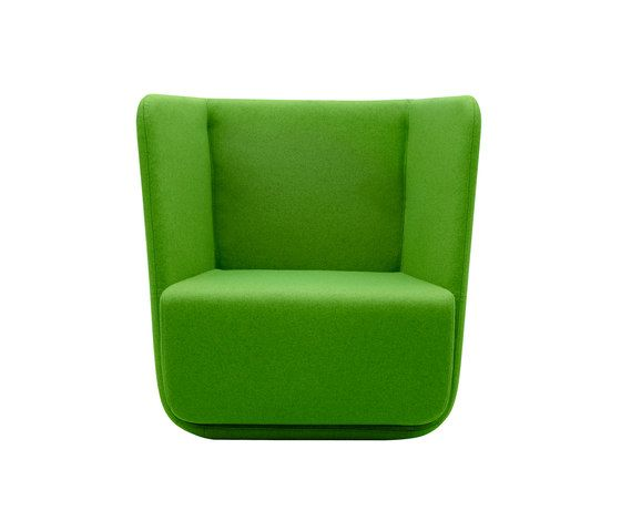 Basket chair low by Softline A/S by Softline A/S