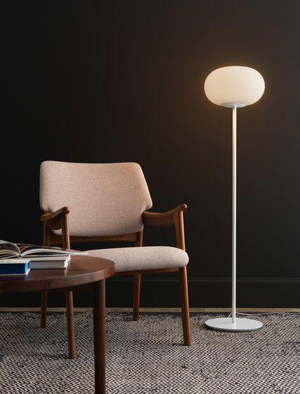 Bianca Floor lamp Medium by FontanaArte by FontanaArte