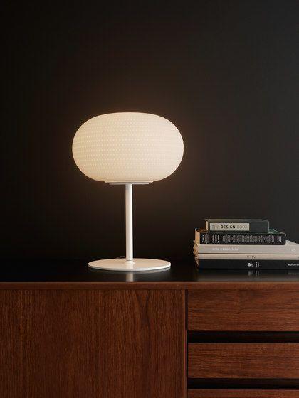 Bianca Table lamp Medium by FontanaArte by FontanaArte