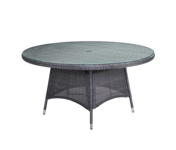 Biscay 150cm Round Table by Akula Living by Akula Living
