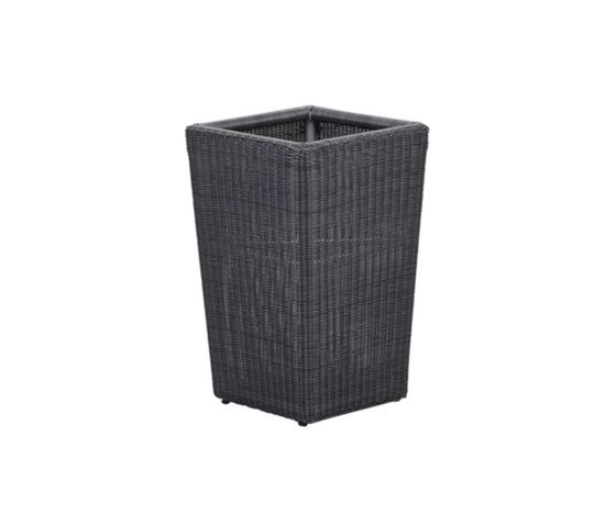 Biscay Small Honey Wicker Planter by Akula Living by Akula Living
