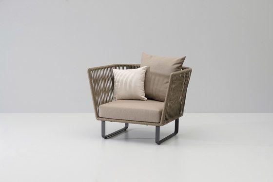 Bitta club armchair by KETTAL by KETTAL