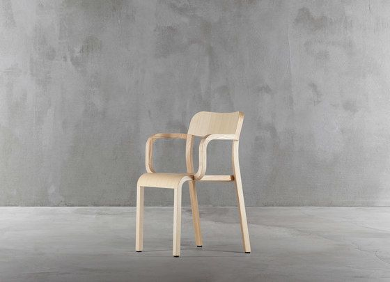 Blocco armchair 1475-40 by Plank by Plank