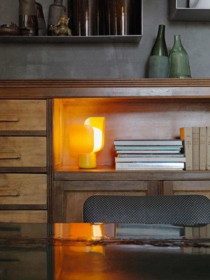 Blom Table lamp by FontanaArte by FontanaArte