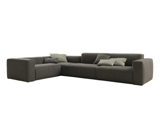 Bolton sofa by Poliform by Poliform