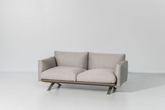 Boma 2 seater sofa by KETTAL by KETTAL