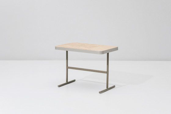 Boma side table 71 X 51 by KETTAL by KETTAL