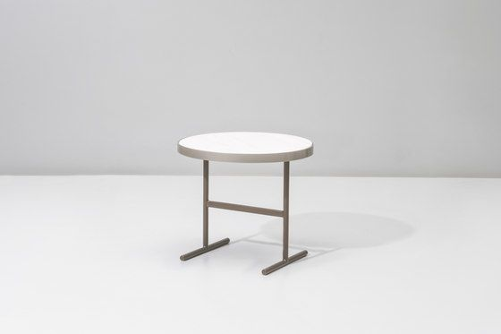 Boma side table Ø61 by KETTAL by KETTAL