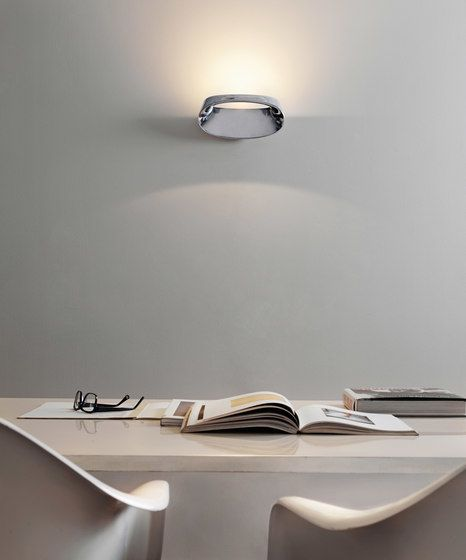 Bonnet Wall lamp by FontanaArte by FontanaArte
