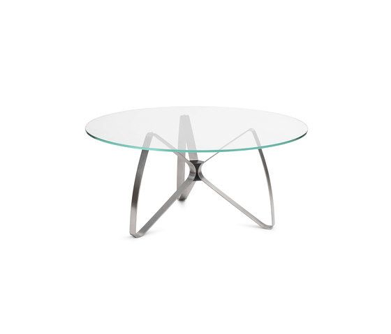 Bowtie   table one by Erik Bagger Furniture by Erik Bagger Furniture