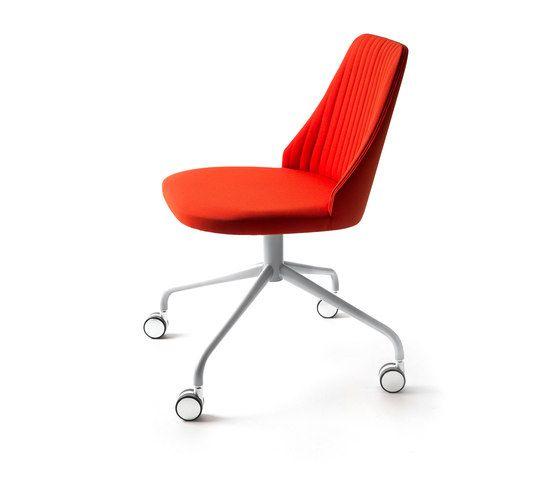 Break Con Ruote Chair by Bross by Bross