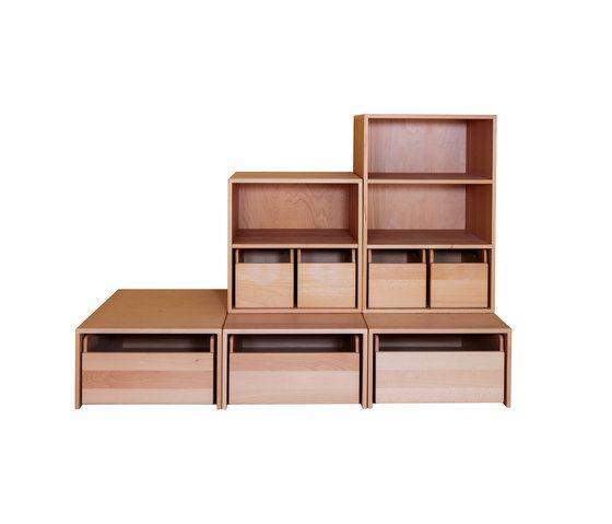 Cabinet Combination 26 by De Breuyn by De Breuyn