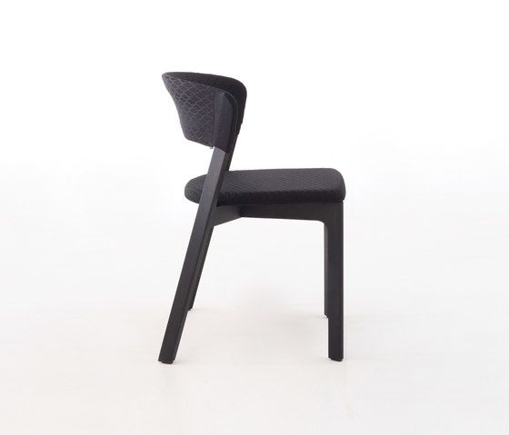 Cafe chair black by Arco by Arco