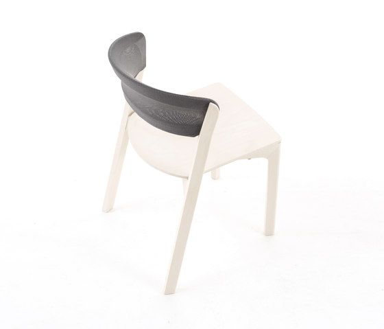 Cafe chair white by Arco by Arco