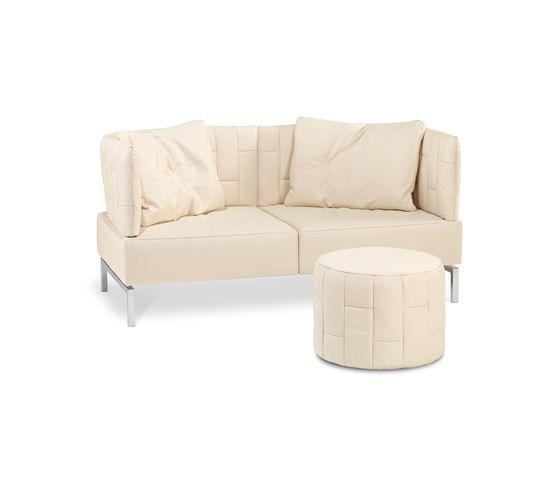 Calypso Sofa I Pouf by Jori by Jori