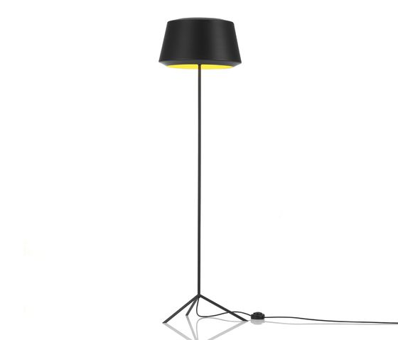 Can floor lamp by ZERO by ZERO