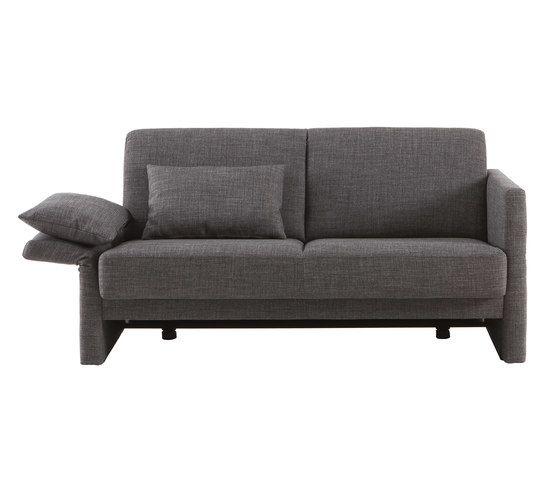 cara bed sofa by Brühl by Brühl