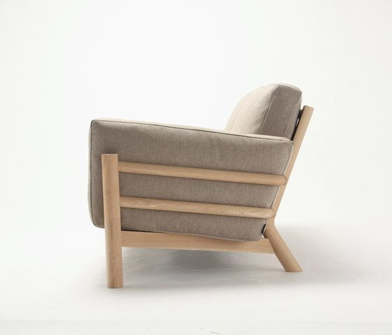 Castor Sofa 2 Seater by Karimoku New Standard by Karimoku New Standard