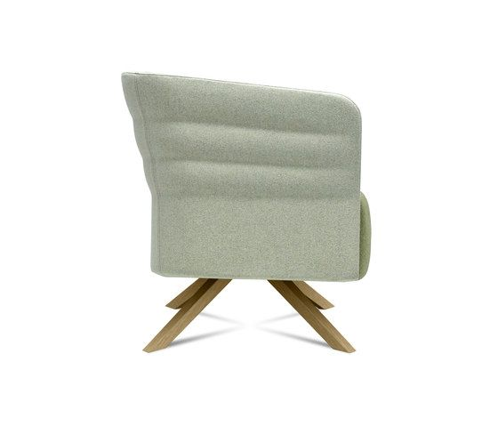 Cell 72 upholstered easy chair by SitLand by SitLand