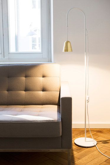 Chaplin Floor lamp by Formagenda by Formagenda