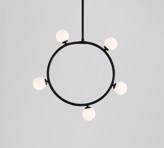 Circle and Spheres by Atelier Areti by Atelier Areti
